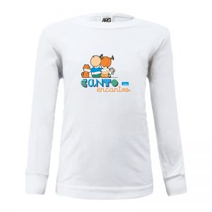 Camiseta Manga Longa Canto dos Encantos