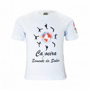 Camiseta Capoeira Semente do Saber
