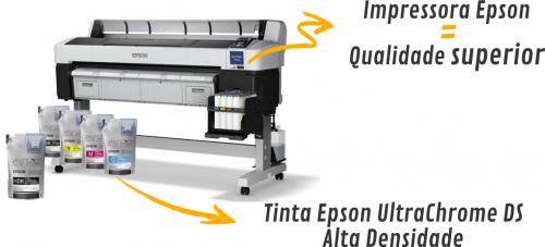 impressora e tintas